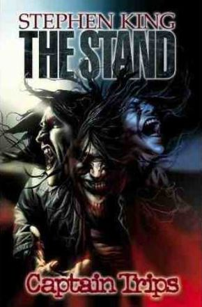The Stand Captain Trips Graphic Novel Hardcover HC Stephen King Marvel Comics